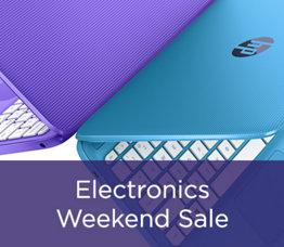 Electronics Weekend Sale