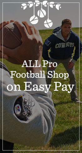 ALL Pro Football Shop on Easy Pay
