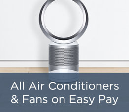 All Air Conditioners & Fans on Easy Pay