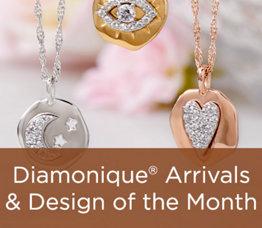 Diamonique® Arrivals & Design of the Month