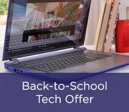 Back-to-School Tech Offer