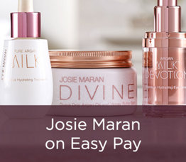 Josie Maran on Easy Pay