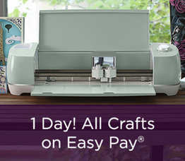 1 Day! All Crafts on Easy Pay®