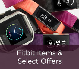 Fitibit Items & Select Offers