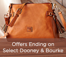 Offers Ending on Select Dooney & Bourke