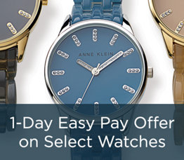 1-Day Easy Pay Offer on Select Watches