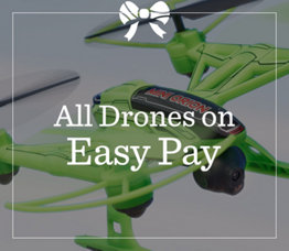 ALL Drones on Easy Pay®