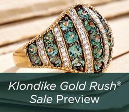 Klondike Gold Rush® Sale Preview