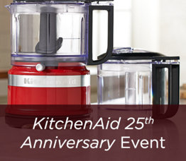 KitchenAid 25th Anniversary Event