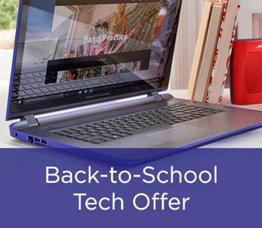 Back-to-School Tech Offer