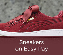 Sneakers on Easy Pay