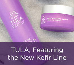 TULA, Featuring the New Kefir Line