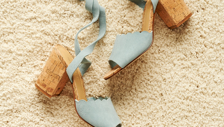 Designer Sandals — Celebrate Tuesday Shoesday with fab styles