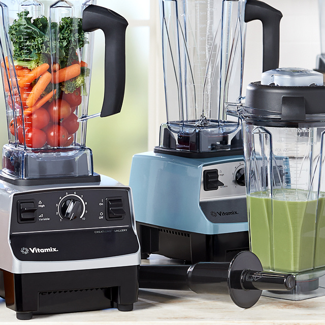 All Vitamix: Easy Pay