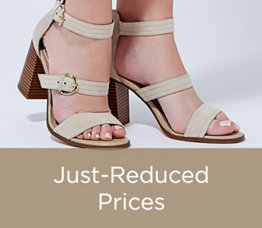 Just-Reduced Prices
