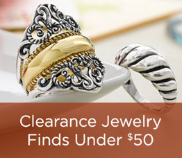 Clearance Jewelry Finds Under $50
