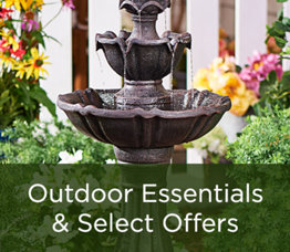 Outdoor Essentials & Select Offers