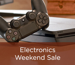 Electronics Weekend Sale