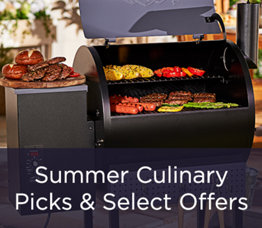Summer Culinary Picks & Select Offers