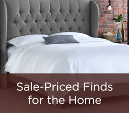 Sale-Priced Finds for the Home