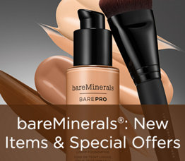 bareMinerals®: New Items & Special Offers