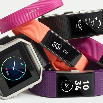 All Fitbit on Easy Pay — Plus, Sale Prices on select finds! It's your move