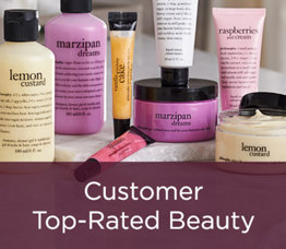 Customer Top-Rated Beauty