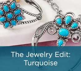 The Jewelry Edit: Turquoise