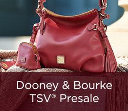 Dooney & Bourke TSV® Presale