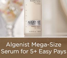 Algenist Mega-Size Serum for 5+ Easy Pays