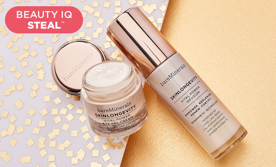 Beauty iQ Steal™ — bareMinerals® Finds