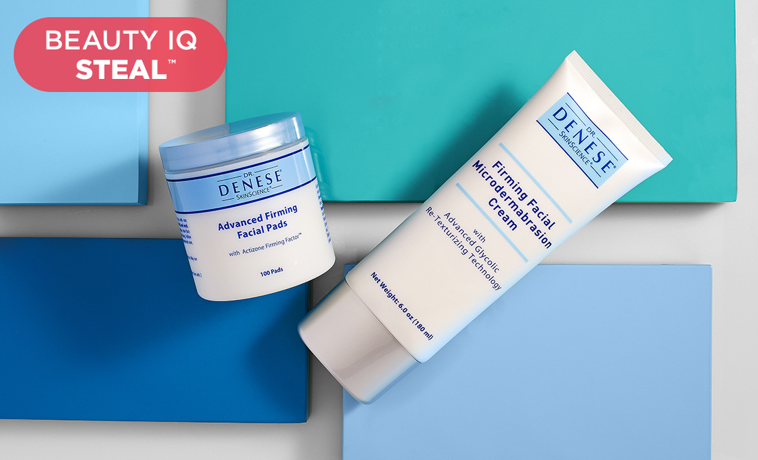 Beauty iQ Steal™ — Free Ship on Dr. Denese