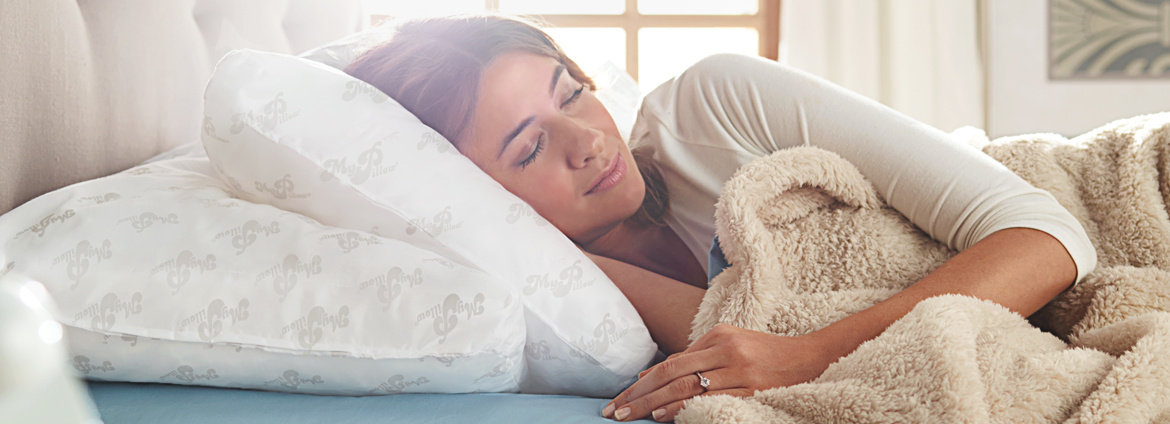 MyPillow TSV® Presale — Give comfort & joy with a set of 2 pillows under $80