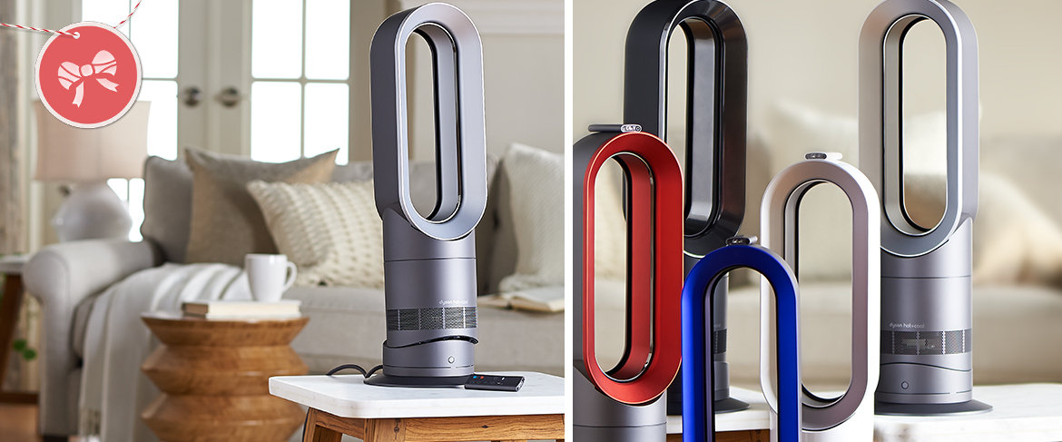 Qvc Dyson Am09 Hot Cool Bladeless Fan Heater With Jet