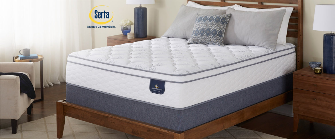 qvc serta perfect sleeper freeport eurotop mattress set