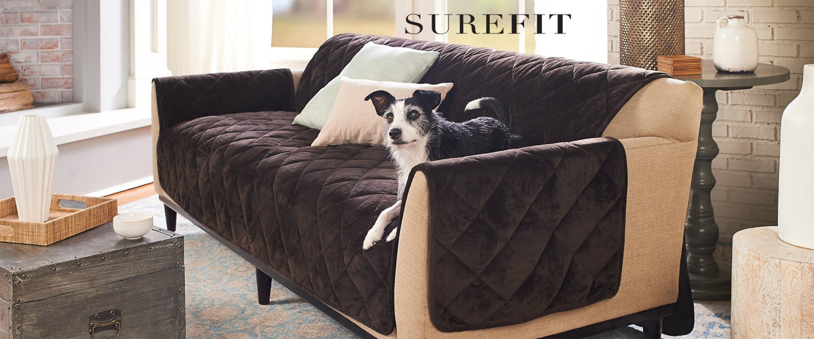 Today's Special Value® Sure Fit Plush Comfort Waterproof Furniture Cover