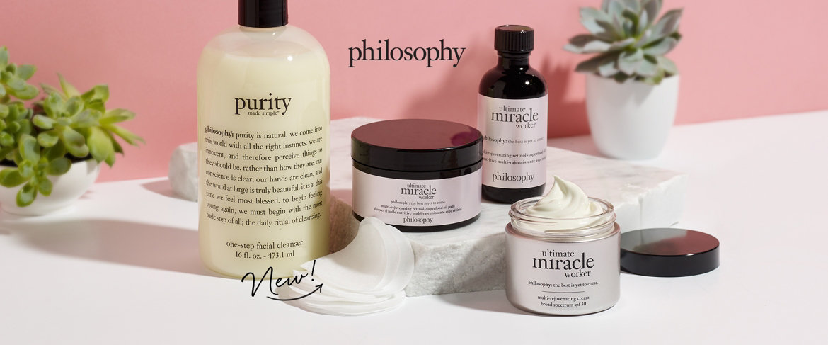 Today's Special Value® — philosophy ultimate miracle worker skincare trio