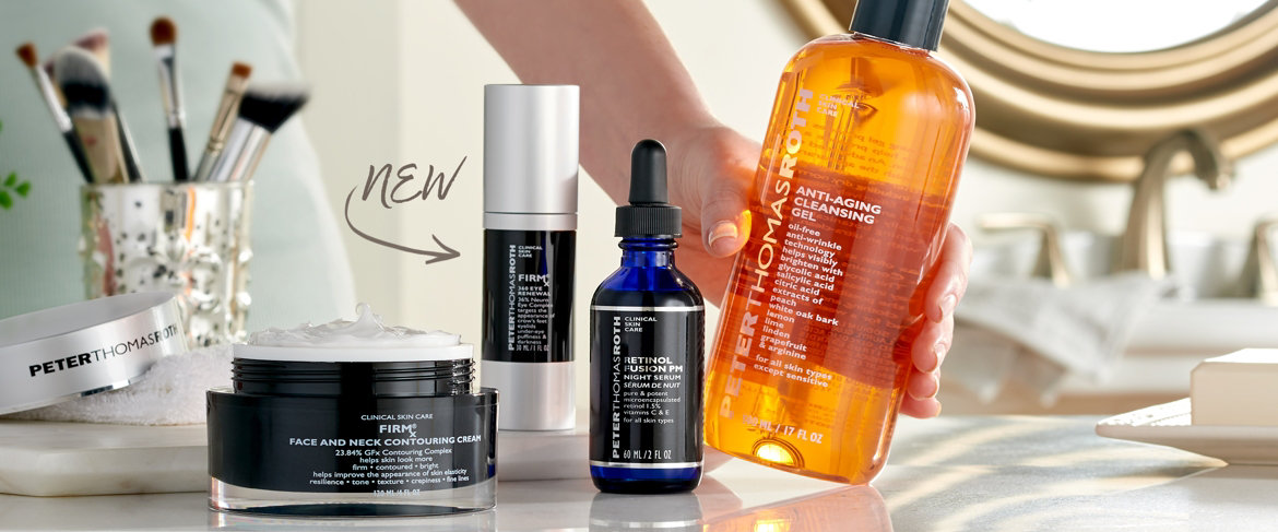 Today's Special Value® — Peter Thomas Roth Super-Size Retinol & FirmX Face & Eye Kit