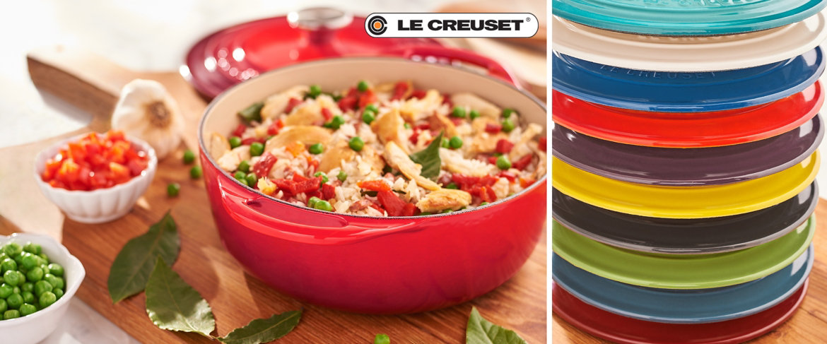 Today's Special Value® — Le Creuset 2.75qt Cast Iron Dutch Oven