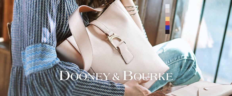 Today's Special Value® — Dooney & Bourke Saffiano Leather Shoulder Bucket Handbag