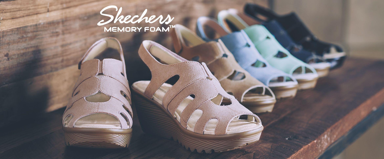 qvc skechers sandals