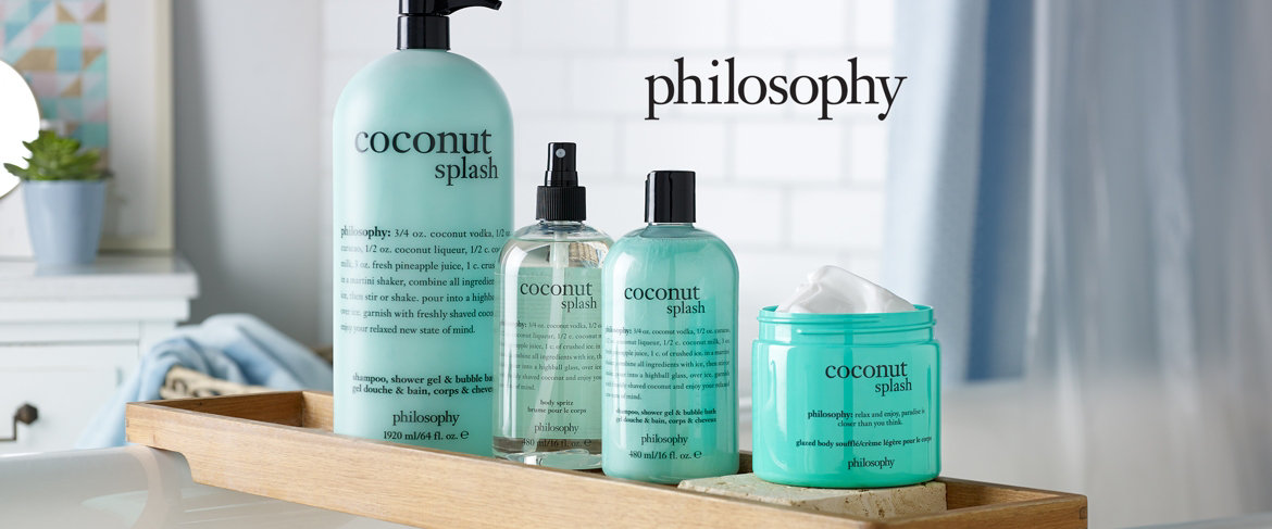 Today's Special Value® — philosophy mega fresh and sweet 4 piece layering kit