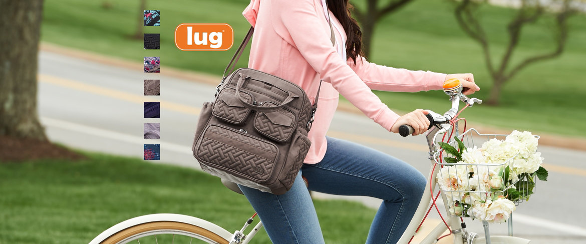 Today's Special Value® — Lug Quilted Tote Bag - Mini Puddle Jumper