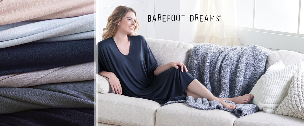 Today's Special Value® — Barefoot Dreams Luxe Milk Jersey Caftan