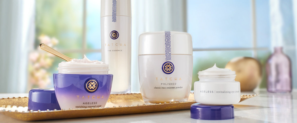 Today's Special Value® — TATCHA Ageless Renewal 4-Piece Skincare Ritual