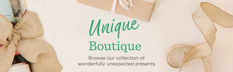Unique Boutique — Browse our collection of wonderfully unexpected presents