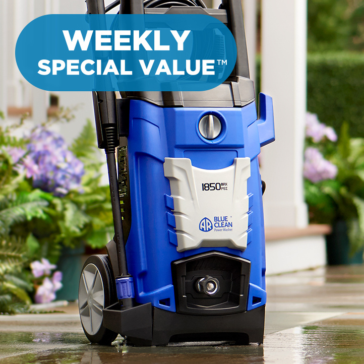 Weekly Special Value™ — Home-Project Musts