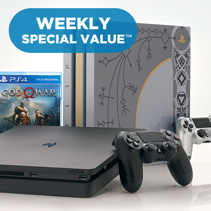Weekly Special Value™ — Video Gaming Offers