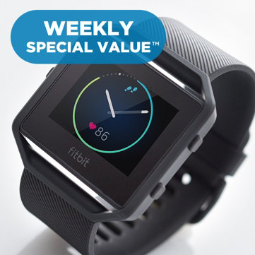 Weekly Special Value™ — Online-Only Buy — Shop this Fitbit Blaze Special Edition under $180