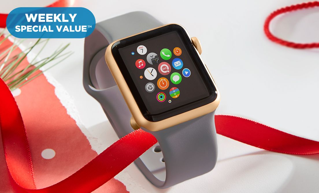 Weekly Special Value™ — Apple Watch® Device